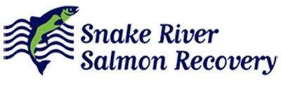 Snake River Salmon Recovery Board Logo